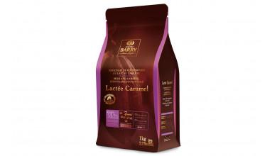 Chocolat lacté Caramel Pistoles 1 kg