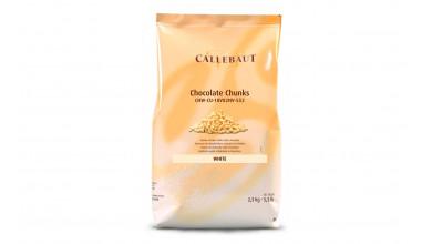 Chunks (pépites) Chocolat blanc