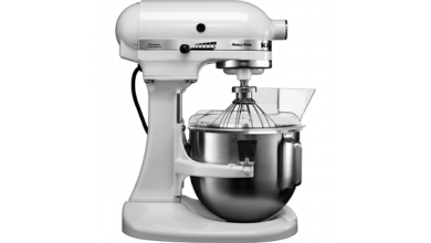 Robot Kitchenaid 5KPM5 Heavy Duty 4,8L - Blanc