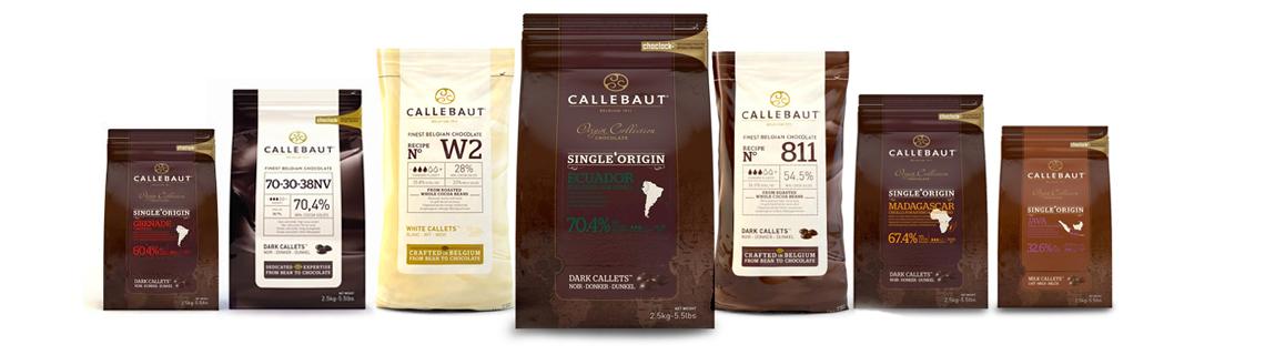 gamme chocolat callebaut